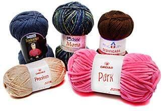Fios de trico