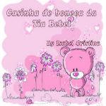 Casinha de Boneca da Tia Bebel