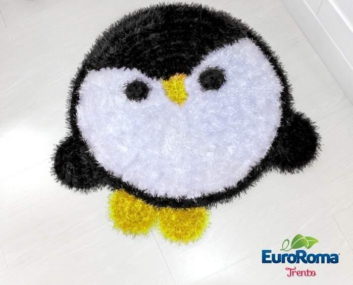 Tapete Pinguim